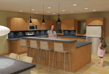 Eco House Kitchen