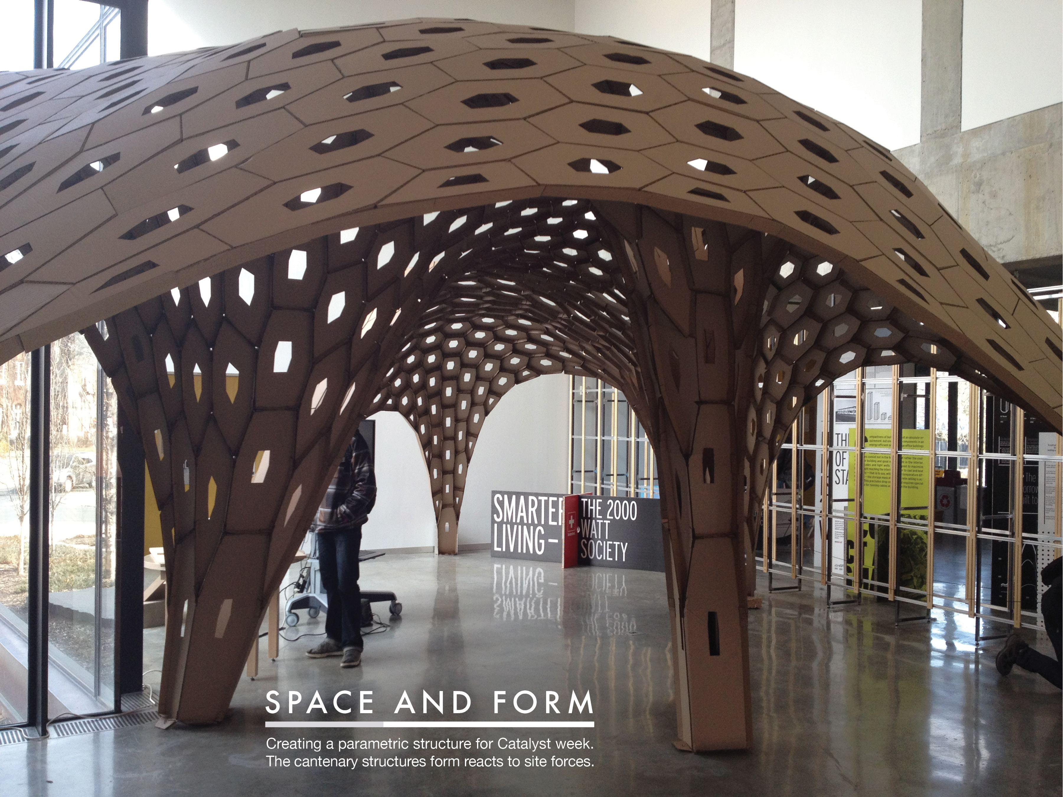 Space and Form   Pablo Villamil