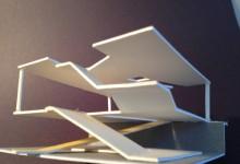 Kunsthal Paper Model
