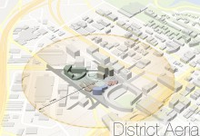 Transit Hub District Area